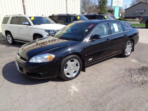 2006 Chevrolet Impala for sale at De Anda Auto Sales in Storm Lake IA