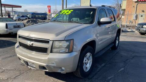 2007 Chevrolet Tahoe for sale at ROUTE 6 AUTOMAX - THE AUTO EXCHANGE in Harvey IL