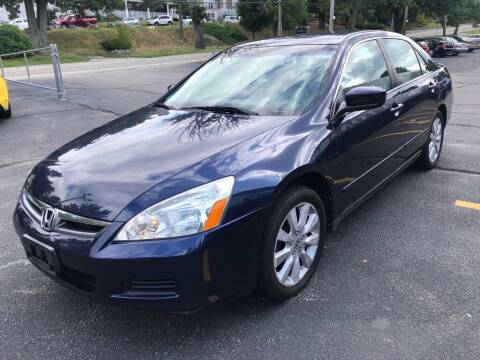 2007 Honda Accord for sale at Premier Automart in Milford MA