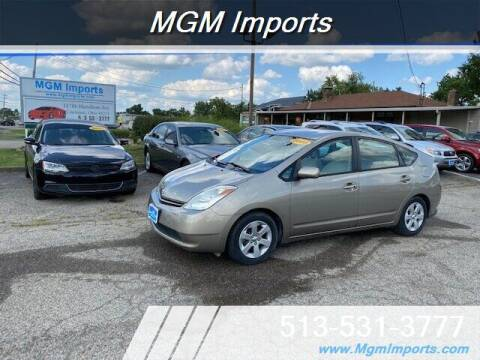 2005 Toyota Prius for sale at MGM Imports in Cincinnati OH
