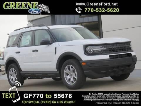 2021 Ford Bronco Sport for sale at Nerd Motive, Inc. - NMI in Atlanta GA