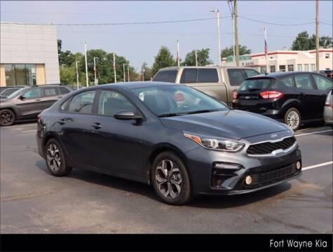 2020 Kia Forte for sale at BOB ROHRMAN FORT WAYNE TOYOTA in Fort Wayne IN