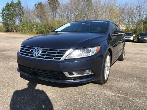 2013 Volkswagen CC for sale at Certified Motors LLC in Mableton GA
