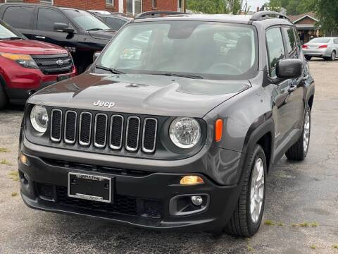 2017 Jeep Renegade for sale at IMPORT Motors in Saint Louis MO