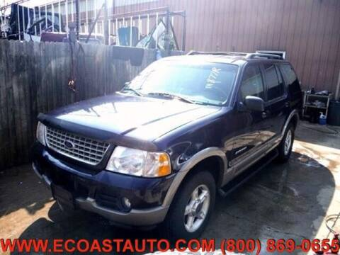 2002 Ford Explorer for sale at East Coast Auto Source Inc. in Bedford VA