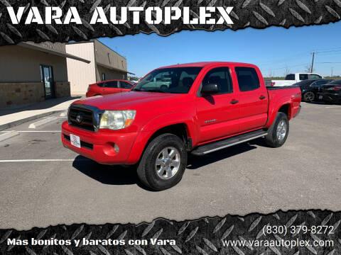 2007 Toyota Tacoma for sale at VARA AUTOPLEX in Seguin TX