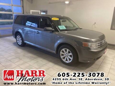 2009 Ford Flex for sale at Harr's Redfield Ford in Redfield SD