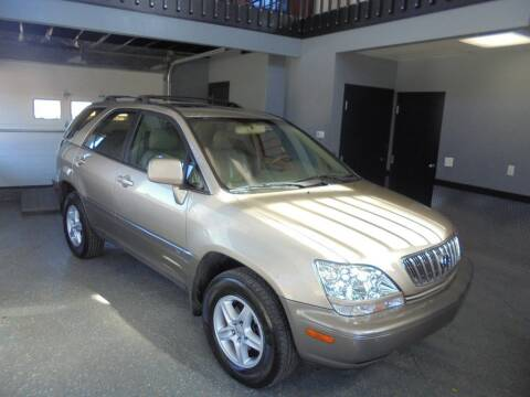 2001 Lexus RX 300 for sale at Settle Auto Sales TAYLOR ST. in Fort Wayne IN