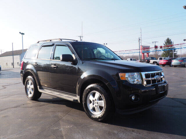 2011 Ford Escape for sale at Patriot Motors in Cortland OH