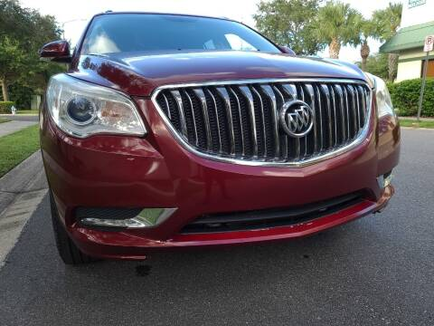 2017 Buick Enclave for sale at Monaco Motor Group in Orlando FL