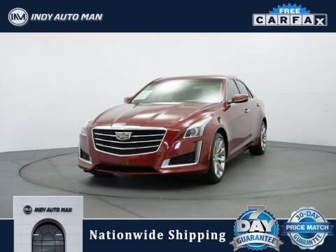 2016 Cadillac CTS for sale at INDY AUTO MAN in Indianapolis IN