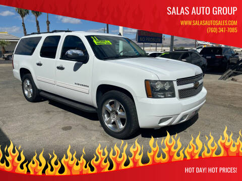 2011 Chevrolet Suburban for sale at Salas Auto Group in Indio CA