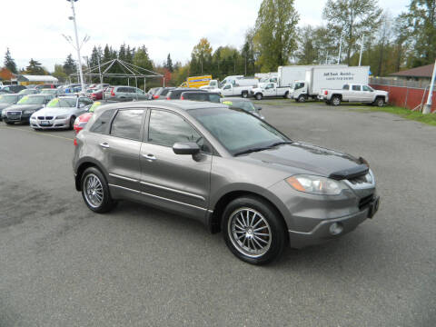 2007 Acura RDX for sale at J & R Motorsports in Lynnwood WA