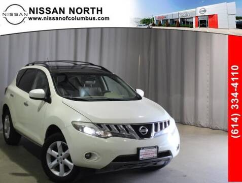 2010 Nissan Murano for sale at Auto Center of Columbus in Columbus OH