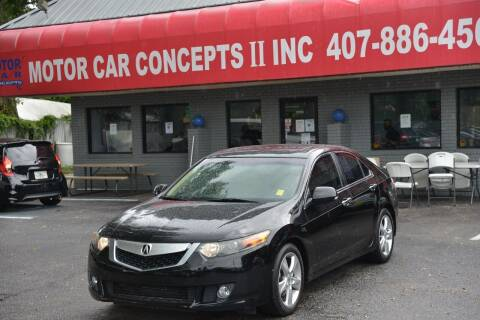 2009 Acura TSX for sale at Motor Car Concepts II - Apopka Location in Apopka FL