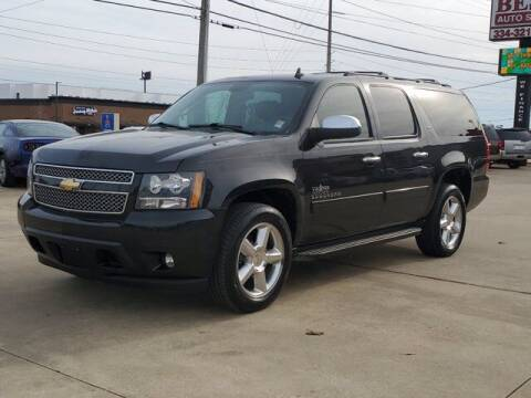 2011 Chevrolet Suburban for sale at Best Auto Sales LLC in Auburn AL