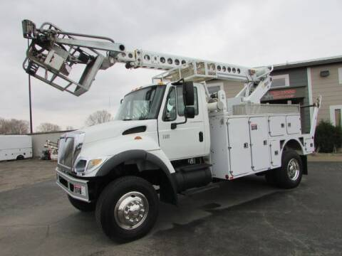 2006 International WorkStar 7300 for sale at NorthStar Truck Sales in St Cloud MN
