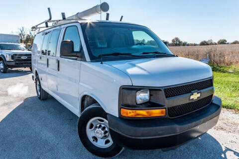 2010 Chevrolet Express Cargo for sale at Fruendly Auto Source in Moscow Mills MO