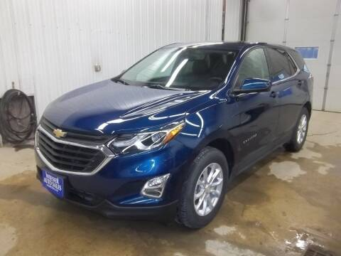 2020 Chevrolet Equinox for sale at Wieser Auto INC in Wahpeton ND