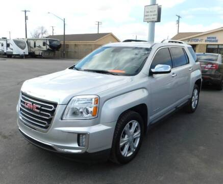 2016 GMC Terrain for sale at Will Deal Auto & Rv Sales in Great Falls MT
