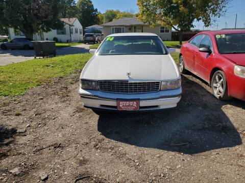 1994 Cadillac DeVille for sale at Buena Vista Auto Sales in Storm Lake IA