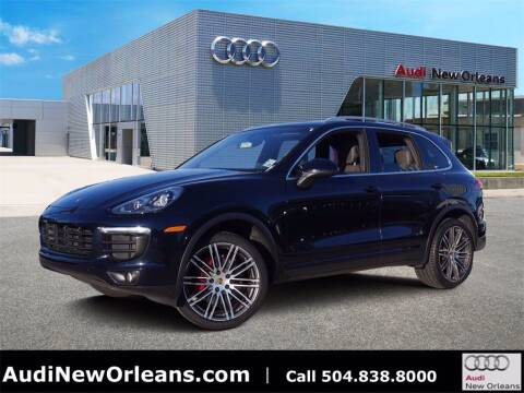 2017 Porsche Cayenne for sale at Metairie Preowned Superstore in Metairie LA