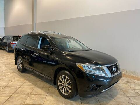 2013 Nissan Pathfinder for sale at Super Bee Auto in Chantilly VA