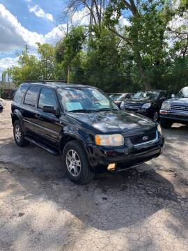 2002 Ford Escape for sale at Big Bills in Milwaukee WI