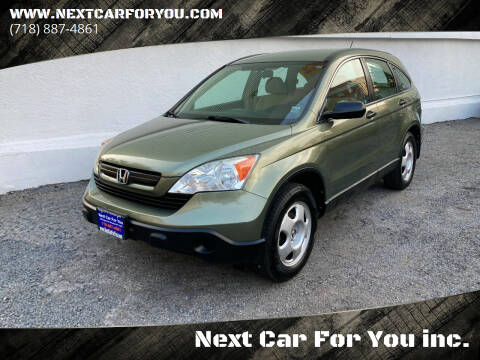 2009 Honda CR-V for sale at Next Car For You inc. in Brooklyn NY