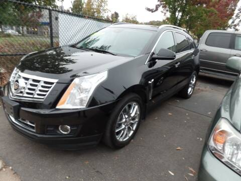 2013 Cadillac SRX for sale at CAR CORNER RETAIL SALES in Manchester CT