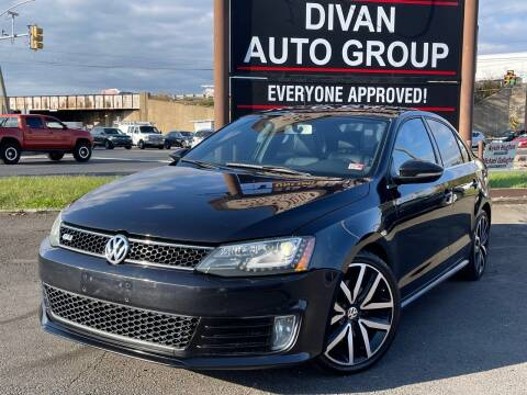 2013 Volkswagen Jetta for sale at Divan Auto Group - 3 in Feasterville PA