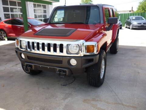 2006 HUMMER H3 for sale at Auto Outlet Inc. in Houston TX