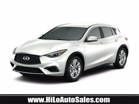 2018 Infiniti QX30 for sale at Hi-Lo Auto Sales in Frederick MD