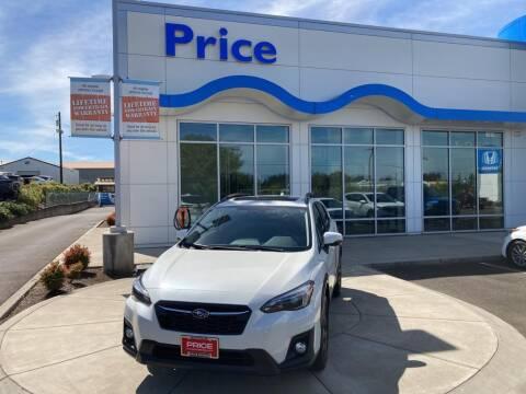 2019 Subaru Crosstrek for sale at Price Honda in McMinnville in Mcminnville OR