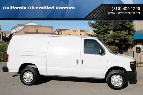 2012 Ford E-Series Cargo for sale at California Diversified Venture in Livermore CA