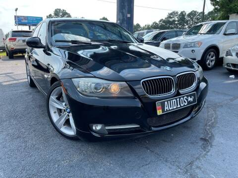 2011 BMW 3 Series for sale at North Georgia Auto Brokers in Snellville GA