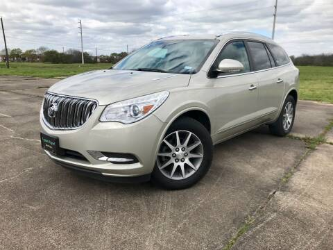 2014 Buick Enclave for sale at Laguna Niguel in Rosenberg TX