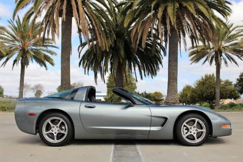 2004 Chevrolet Corvette for sale at Miramar Sport Cars in San Diego CA