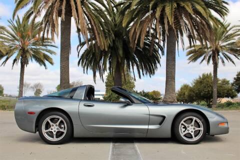 2004 Chevrolet Corvette for sale at Miramar Sport Cars in San Diego CA