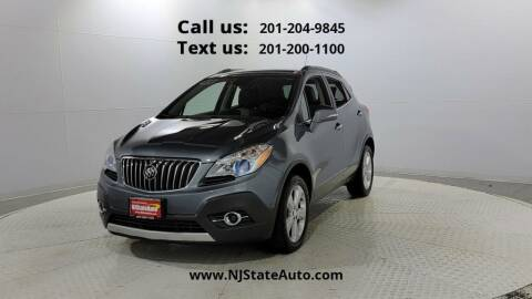 2015 Buick Encore for sale at NJ State Auto Used Cars in Jersey City NJ