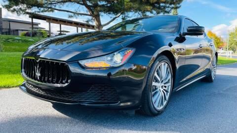 2016 Maserati Ghibli for sale at Mega Auto Sales in Wenatchee WA