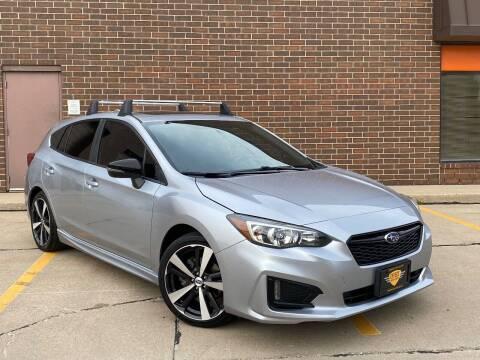 2018 Subaru Impreza for sale at Effect Auto Center in Omaha NE