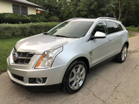 2010 Cadillac SRX for sale at Urban Motors llc. in Columbus OH