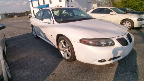 2005 Pontiac Bonneville for sale at IMPORT MOTORSPORTS in Hickory NC