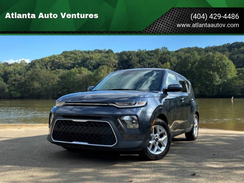 2020 Kia Soul for sale at Atlanta Auto Ventures in Roswell GA