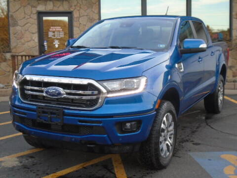 2020 Ford Ranger for sale at Rogos Auto Sales in Brockway PA