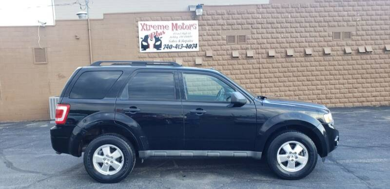 2009 Ford Escape for sale at Xtreme Motors Plus Inc in Ashley OH