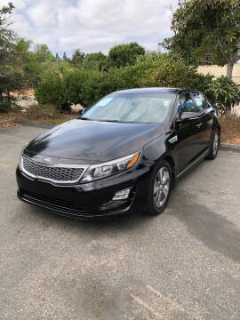 2016 Kia Optima Hybrid for sale at North Coast Auto Group in Fallbrook CA