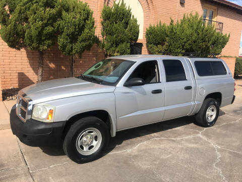 2006 Dodge Dakota for sale at Freedom  Automotive in Sierra Vista AZ