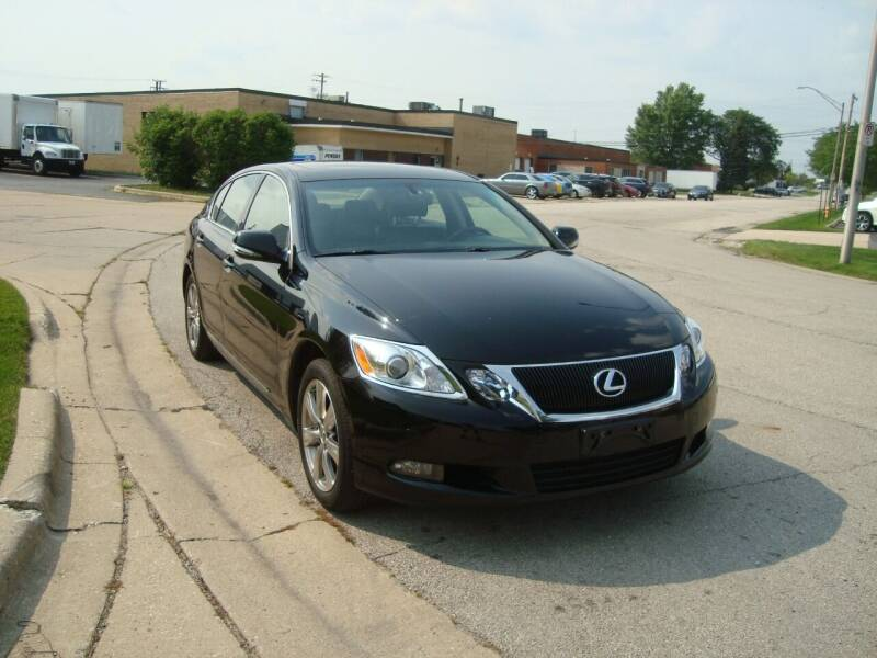 2008 Lexus GS 350 for sale at ARIANA MOTORS INC in Addison IL